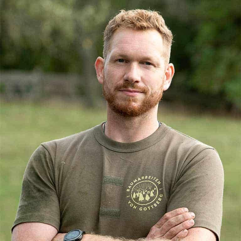 Daniel von Gottberg - Zertifizierter Baumpfleger - Baumschutz